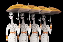 Under my umbrella..... / by Virginia Lehr