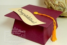 Card creations-gifts for graduation / by Tina Milligan