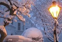 Christmas & Snow / Everything Christmas and snow / by Cynthia Marsh