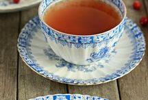 Tea for two...or one. / by Christine Harding