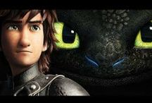How to Train Your Dragon / by Carissa McCormack