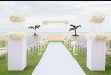 Wedding Opulance on The Beach / Acqualina Resort and Spa offers an Opulence Collection Wedding Package ideal for Destination Weddings, so all you have to worry about is to get the dress and celebrate your memorable day! For information about events at Acqualina, please contact Kerry Harter at  305-918-6774  kerry.harter@acqualina.com or Teresa Blumberg at 305-918-6827  teresa.blumberg@acqualina.com / by Acqualina Resort & Spa on the Beach