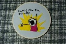 MaKe ALL ThE tHiNgS!!!!!! / by Aura Phillips