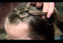 Hair for Cal / Hair she might like to try one day / by Lacey S