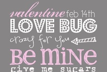 Valentines  / Valentine's Day theme items / by Lacey S