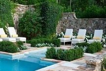 Gardens & Pools / by Necessary & Proper