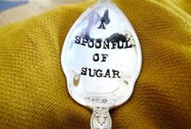 A spoonful of sugar / by Aura Phillips