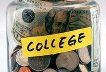 College / by Rosie Hernandez