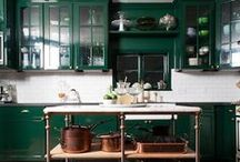 Kitchens / by Necessary & Proper