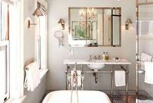 Bathrooms / by Necessary & Proper