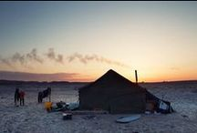 #undercanvas / The beauty of living in the environment. #undercanvas  / by FinisterreUK