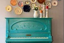 Brilliant Crafty Ideas: Furniture & Wood / by Alli Bailey