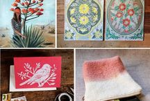 lovely things / by Carrie Shryock (1canoe2)