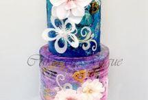 Cake ART / by Lyndsay Smitke