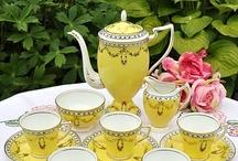 I Like Real Tea, Teapots & Tea cups / by Karen Lindsey-Lloyd