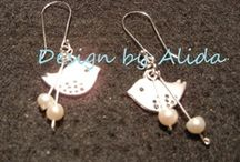 Jewels of Inspiration / Jewelry / beading / wire wrapping inspirations, DIYs, tutorials, tips, videos / by Alida O'Donovan