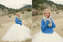 Wedding Style (Dresses & Hair) / by Emily Heizer Photography