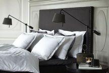 Bedroom Ideas / by Clara Fortuna