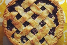 Everyone Loves Pie / Recipes from a year of weekly pies. / by Carrie Shryock (1canoe2)