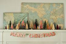 Christmas / by Carrie Shryock (1canoe2)