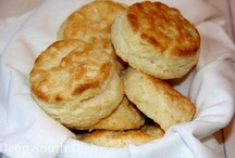 Biscuits,  Rolls & Breads / Biscuits,  Rolls & Breads / by Tina Calder