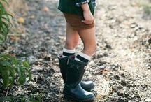Kiddies fashion  / by Mandi // Vintage Revivals