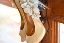 Bridal Shoes / by Paula Krantz
