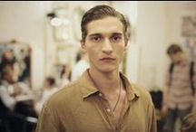 Making of SS 2015 Antonio Marras Menswear Fashion Show / A journey around Antonio Marras' world. Landscapes, colours and characters. The story within a one of a kind fashion show, the work behind the scenes followed minute by minute. / by Antonio Marras