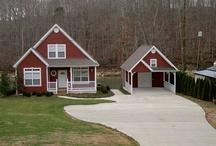 Houses / by Lynn Stecker