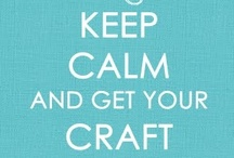 Crafts / by Kimber T