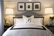 Bedrooms / by Lynn Stecker