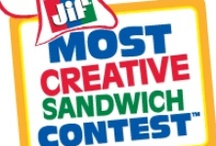 Jif® Most Creative Sandwich Contest™  / Check out this year's top 10 finalists in the Annual Jif® Most Creative Sandwich Contest™! Each finalist competed for a chance to win the grand prize of a $25,000 college fund. Take a look at their creative—and delicious—sandwich entries and discover all of our winning recipes from years past. / by Jif® Peanut Butter
