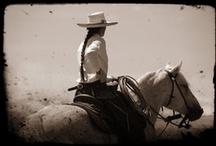 Western / by Lesley-Anne Rayner