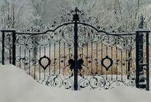 Through the Garden Gate... / by cstakes