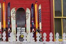 Skiing / by Jane Greene