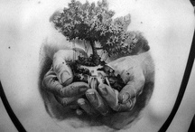 For the love of ink / by Brittany Schoonover