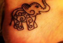 Tattoo/Henna Inspirations / by Jennifer Shimeld