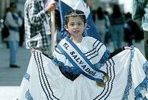 NORA;S SALVY CULTURA / because i;m from El Salvador   / by Nora Segovia