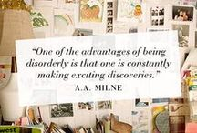 inspiratiOn bOards.walls.etc. / Everything yOu lOve & all in One place . . . / by Stephanie Locke