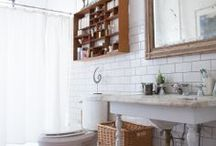Home Decor: Bathroom / by Stacy | Keytiques