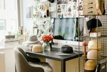 Home Decor: Office/Studio / by Stacy | Keytiques