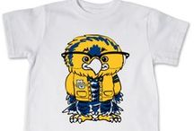 Kid's Clothing 2013 / Check out styles of Marquette Kids Clothing! / by Marquette Spirit Shop