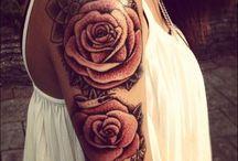 Tatts/peircings <3 / by Nikita Valentini
