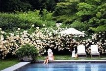 Garden getaway / Chances are you can find me hiding in one of these / by Alexandra