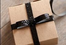 That's a wrap / Ribbon, paper, bows, basically heaven / by Alexandra