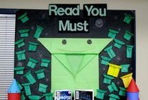 Library, Displays / by Roni