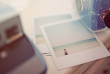 Polaroids / by Stacy | Keytiques