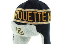 Winter Warmwear 2013 / Winter is coming...keep warm! / by Marquette Spirit Shop
