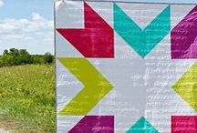 Quilt Patterns / I am obsessed with quilts, though I am just learning to sew I hope to get into quilting! / by Jes Chernosky
