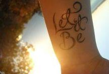 tattOO lOve / Jesus lOves me AND my tattOOs!!  / by Stephanie Locke